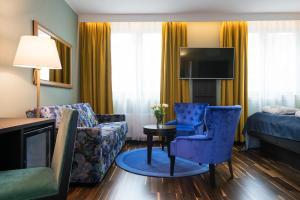منطقة جلوس في فندق ثون أوريون
