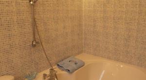 A bathroom at Chambres d'Hôtes Le Château des Requêtes