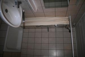Ein Badezimmer in der Unterkunft Alpenhotel Beslhof