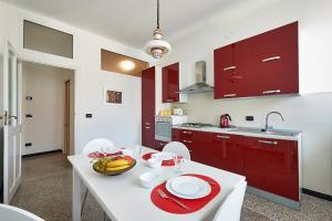 Cucina o angolo cottura di Appartamento Senatore 2