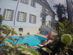 Piscine de l'établissement Villa Annamaria B&B ou située à proximité