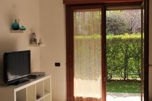 TV o dispositivi per l'intrattenimento presso Casa Vacanze Polaresco