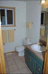 A bathroom at Birch Meadows Lodge B&B