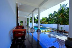 The swimming pool at or near Lavenro Hotel & Resort