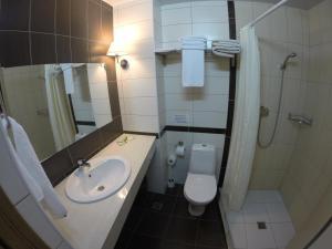 Ванная комната в Отель Терраса