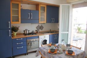 Cucina o angolo cottura di Nove Colli Holiday Apartments