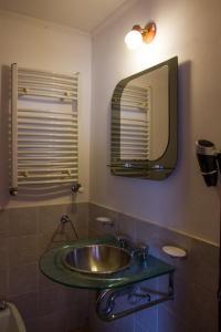 Un baño de Hosteria Thiamalu