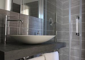 A bathroom at Dimora degli Artisti - Charm Rooms