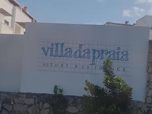 Placa ou logotipo do apartamento