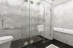 حمام في فنادق وبريفيرينس هيوالينغ تبليسي