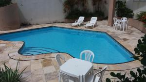 The swimming pool at or near Hotel Praia 2000