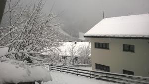OpenSpace Vista Panoramica durante l'inverno