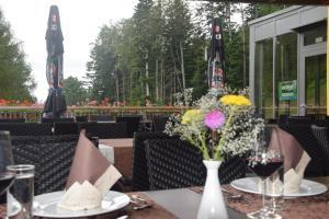 Restavracija oz. druge možnosti za prehrano v nastanitvi Hotel Zarja