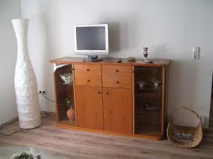 TV/Unterhaltungsangebot in der Unterkunft Ferienhaus Zum Amthof