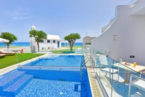 The swimming pool at or near Pernera Beach Hotel