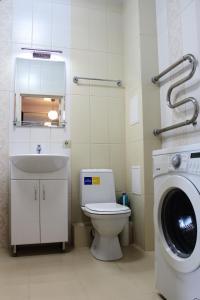 Ванная комната в Апартаменты на Краснопресненской