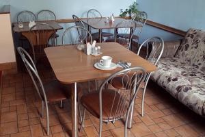 Ресторан / где поесть в Гостиница Караидель