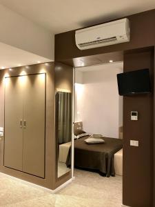 TV o dispositivi per l'intrattenimento presso Hotel Palme