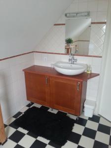 Een badkamer bij Bed and Breakfast Den Bosch