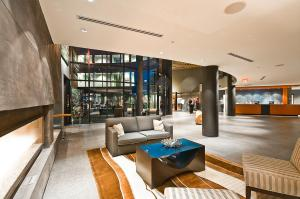 The lobby or reception area at Black Rock Oceanfront Resort