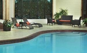The swimming pool at or close to Travelodge Hotel by Wyndham Kingston Lasalle