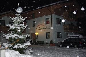 Appartement Wälderhof im Winter