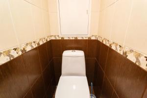 Ванная комната в Business Brusnika Generala Antonova 4