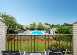 A view of the pool at All Seasons Resort or nearby