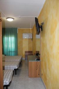 Ванная комната в Albergo Napoleone