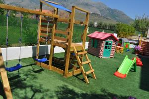 Children's play area at Terra Mia