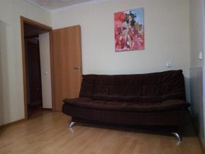 A seating area at Apartment Irina