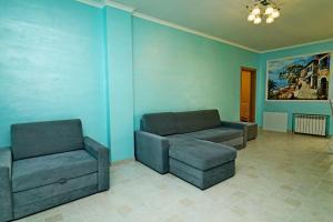 Гостиная зона в Апартаменты Ольгинка
