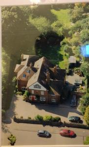 A bird's-eye view of Copper Beech House