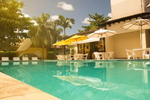 The swimming pool at or close to Hotel Moradas do Penedo