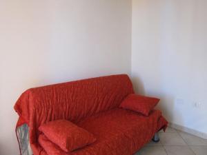 Area soggiorno di Appartamento Sul Mare
