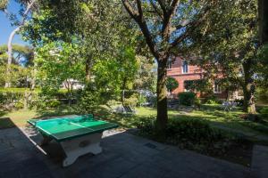 Tavolo di biliardo di Villa Italy