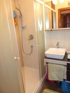 Ванная комната в Apartman Basilica
