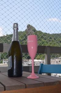 Bebidas em Flat Luxuoso Coração de Copacabana