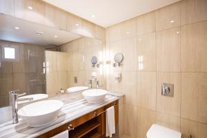Een badkamer bij ROBINSON DJERBA BAHIYA - All Inclusive