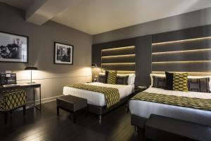 Cama o camas de una habitación en The Style