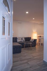 Istumisnurk majutusasutuses Adrovic Apartment