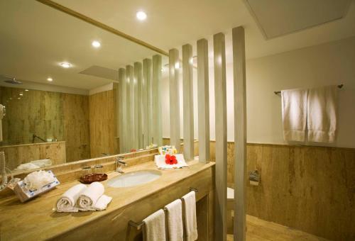 Un baño de VIK hotel Arena Blanca