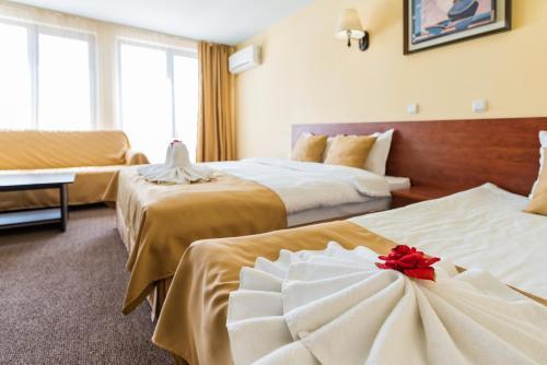 Легло или легла в стая в Хотел Авеню