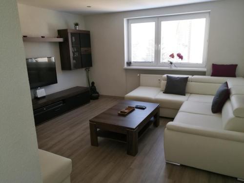 Posedenie v ubytovaní Apartman Prievidza-Bojnice