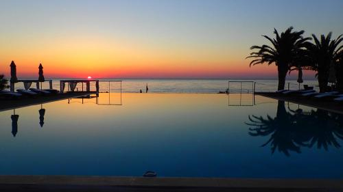 The swimming pool at or near La Villa Del Re - Adults Only - Small Luxury Hotels of the World