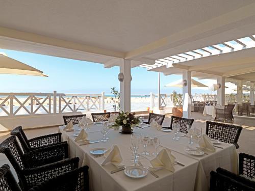 Restaurant ou autre lieu de restauration dans l'établissement Atlas Essaouira & Spa