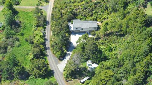 A bird's-eye view of The Riverbank Homestay and B&B