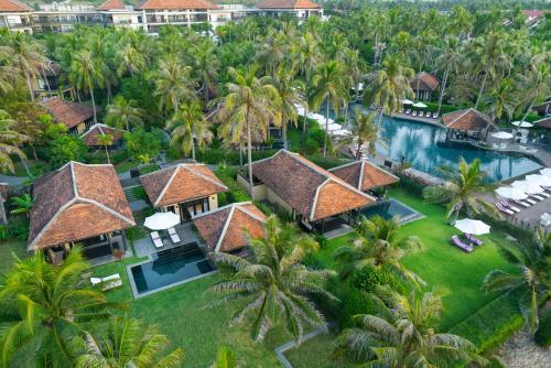 Uma vista aérea de Anantara Mui Ne Resort