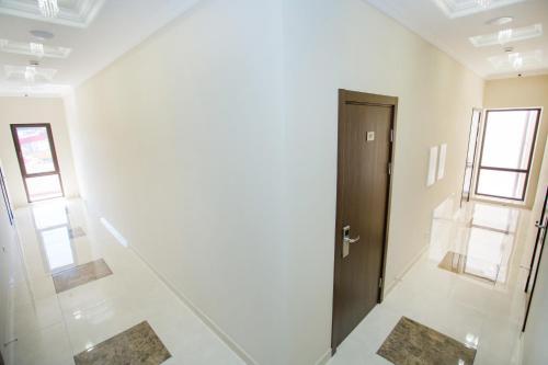 A bathroom at Hotel Coral