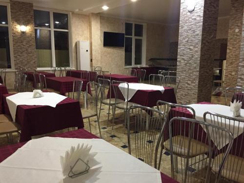 Ресторан / где поесть в Отель Авалон
